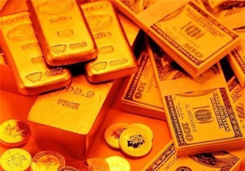 قیمت طلا، قیمت سکه و قیمت ارز امروز 97/07/19