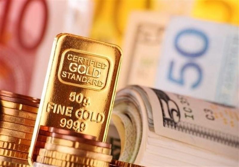 قیمت طلا، قیمت سکه و قیمت ارز امروز 97/08/21