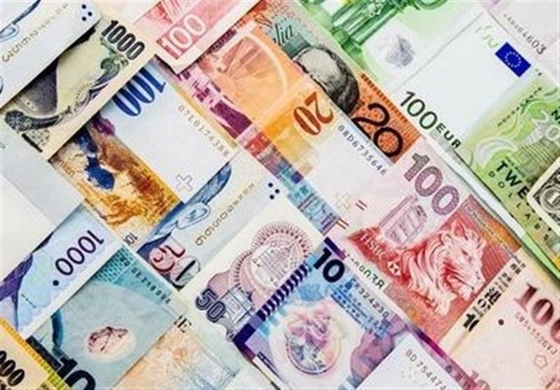 قیمت روز ارزهای دولتی 98/04/11| نرخ 29 ارز کم شد