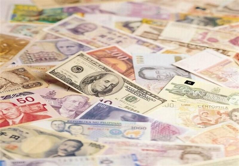 قیمت روز ارزهای دولتی 98/03/21| نرخ 17 ارز کم شد