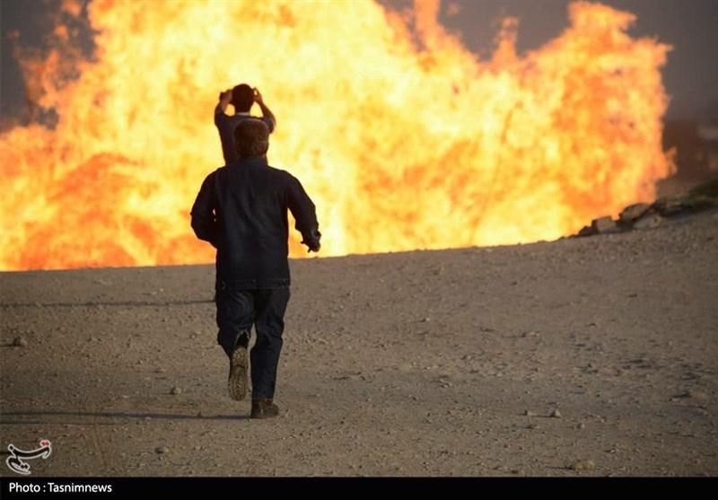 حریق در لولههای گاز مسیر آزادراه اهواز به ماهشهر/تعداد مجروحان و کشتهشدکان حادثه به 11 نفر رسید