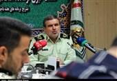 150 نیروی پلیس استان سمنان به مرزهای غرب کشور اعزام شدند