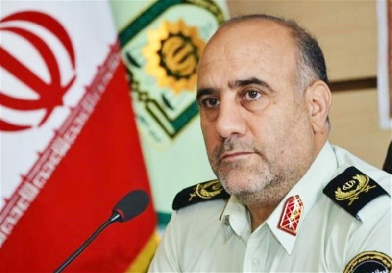 رئیس پلیس پایتخت: حمله کور تروریستی نشان از عصبانیت دشمنان از امنیت این مرز و بوم است