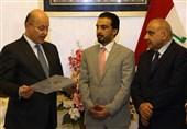 رئیس جمهوری جدید عراق، «عادل عبدالمهدی» را مأمور تشکیل کابینه کرد+تصویر