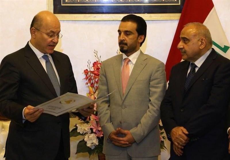 گزارش تسنیم | تعیین تکلیف رؤسای سهگانه عراق؛ حرکت در مسیر مرجعیت و تحقق مطالبات مردم