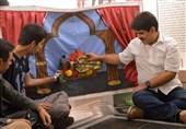 کارگاههای آموزشی هنر اسلامی- ایرانی برای کودکان و نوجوانان مبتلا به اوتیسم +عکس