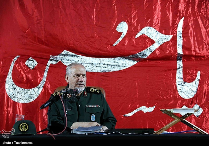 Terrorists behind Attack on IRGC Forces Trained in Pakistan: Iranian General
