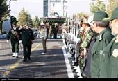سرلشکر صفوی به استان کرمانشاه سفر کرد