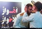 تجلیل از سربازان حاضر در حادثه تروریستی اهواز در حوزه هنری +عکس