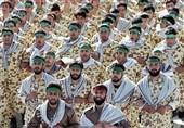 اجتماع باشکوه 20 هزار نفری بسیجیان در کرمانشاه/سردار ریحانی: مردم ایران در برابر توطئههای دشمنان محکم ایستاده است+فیلم و عکس