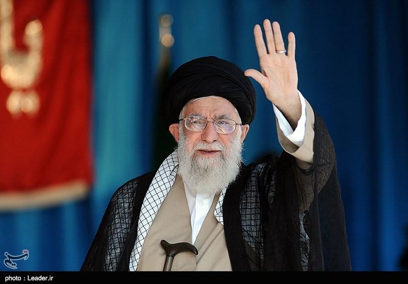 Ayatollah Khamenei Addresses Iran's Basij Volunteer Forces at Azadi Stadium