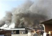 آتشسوزی منزل مسکونی در قزوین 18 مصدوم بر جای گذاشت