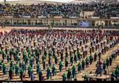 تقدیر نمایندگان مجلس از بسیج برای برگزاری رزمایش اقتدار عاشورایی