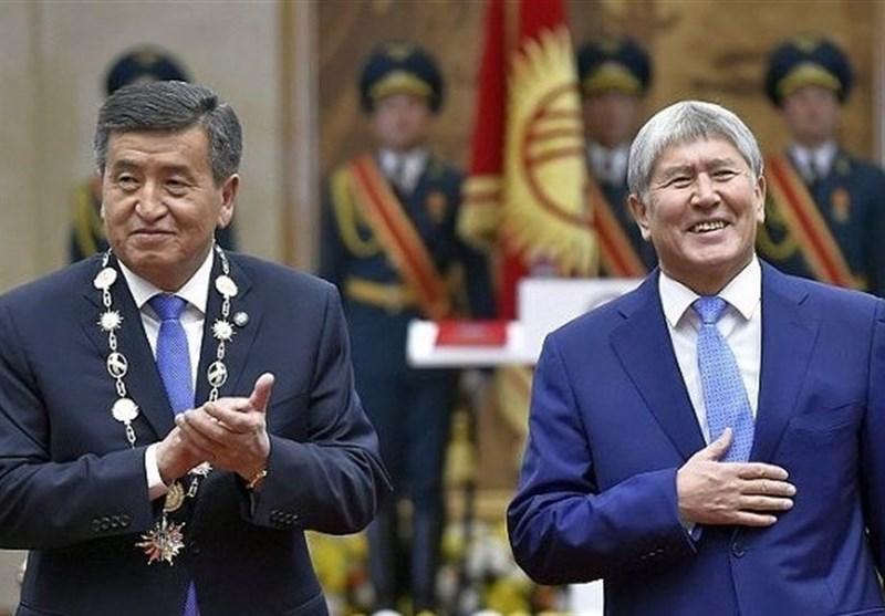 گزارش تسنیم آیا تقابل میان دو رئیسجمهور در قرقیزستان شدت میگیرد؟