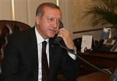 تبریک تلفنی اردوغان به رئیس جمهور عراق