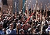 آیین سنتی مذهبی قالیشویان مشهد اردهال کاشان آغاز شد