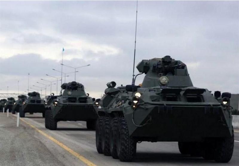 رزمایش گسترده ارتش جمهوری آذربایجان
