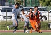 لیگ دسته اول فوتبال| 4 تساوی در 4 بازی همزمان/ انتهای جدول در تسخیر ملوان و خونهبهخونه