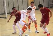 لیگ برتر فوتسال؛ ارژن شیراز با باخت در آخرین بازی دهم شد