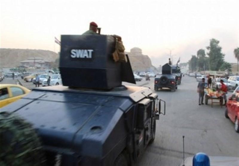 Musul'da Halktan Haraç Toplayan IŞİD'liler Yakalandı