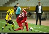 لیگ برتر فوتبال| پیروزی دوباره سپاهان مقابل نساجی/ بازگشت 2 امتیاز در دقایق تلفشده
