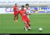 لیگ برتر فوتبال| تساوی یک نیمهای پدیده و فولاد