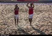 نمایندگان مازندران قهرمان مسابقات والیبال ساحلی بنادر شدند