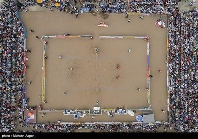 مسابقات تور جهانی والیبال ساحلی بندرترکمن