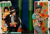 کلوچههای خدا روی صحنه مرکز تئاتر کانون
