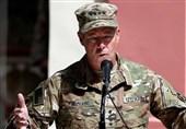 فرمانده نیروهای آمریکایی در افغانستان: فرمان کاهش نیروها را دریافت نکردهام