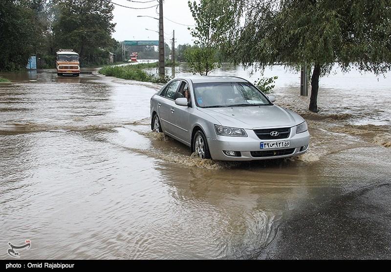 پیش بینی باران در 8 استان/ هشدار وقوع سیلاب در غرب کشور