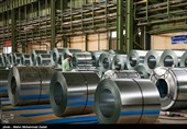 تولید فولاد ایران 6 درصد رشد کرد