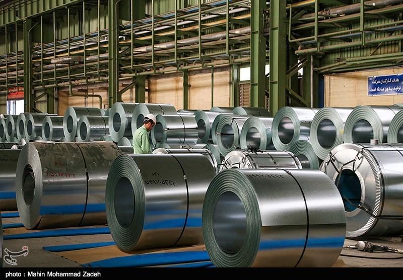 گزارش ویدئویی| بینیازی ایران از واردات ورق فولاد/ ابرطرح نورد گرم 2 فولاد مبارکه با نام سردار سلیمانی به امضا رسید
