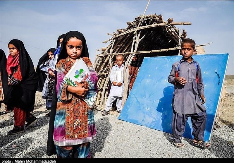 """سیستان و بلوچستان """"رکورددار"""" بازماندگان از تحصیل کشور +تصاویر"""