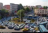 تردد 300 هزار خودرو در ارومیه سلامت شهروندان را تهدید میکند