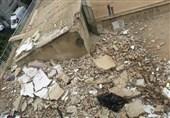 فیلم و تصاویر/ تخریب منزل مسکونی در خیابان جیحون بر اثر انفجار شدید