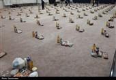 خوزستان 600 بسته معیشتی در مناطق محروم بندرماهشهر توزیع شد