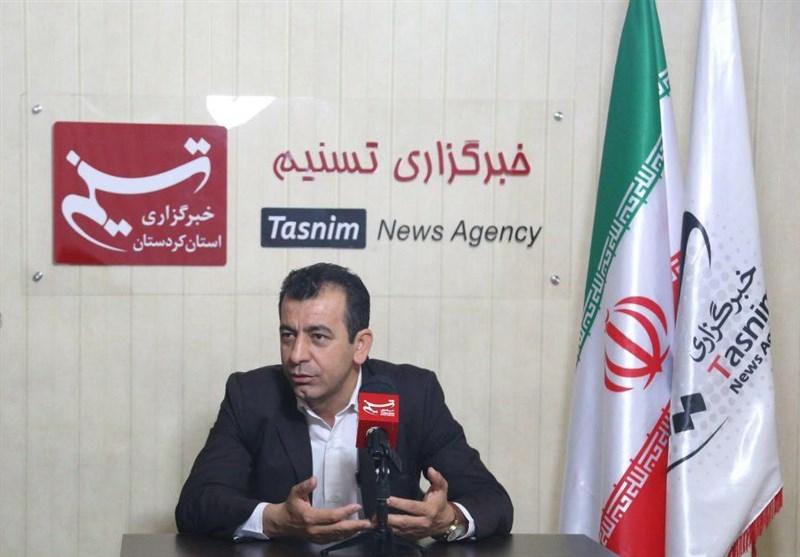 مدیرکل ورزش کردستان: هیچ مصاحبهای در ارتباط با عدم حمایت هیئت فوتبال از وچان نداشتهام