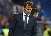 فوتبال جهان  موافقت 53 درصدی هواداران رئال مادرید با اخراج لوپتگی پیش از الکلاسیکو