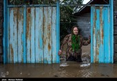 Deadly Floodwaters Sweep through Northern Iran