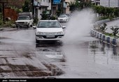 آخرین وضعیت بارشهای ایران/ ادامه پاییز پرباران+جدول