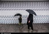 آخرین وضعیت بارش های ایران + جدول
