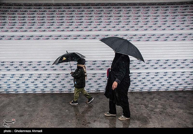 """امروز 20 استان کشور منتظر """"بارش باران"""" هستند"""