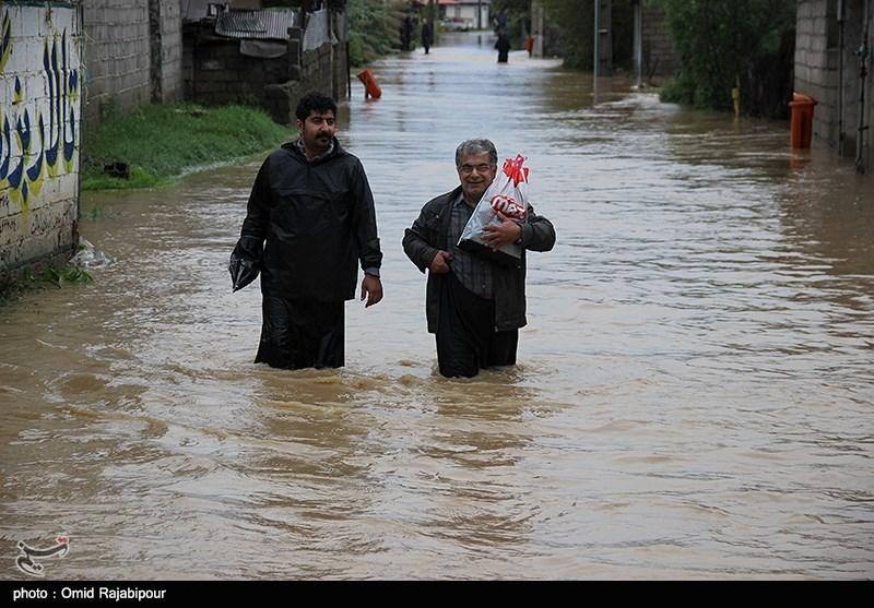 President Orders Rapid Relief Aid for Iran's Flood-Stricken Regions