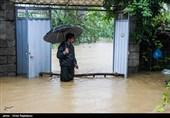 وقوع سیل و طوفان در 9 استان کشور/امدادرسانی به 476 آسیبدیده