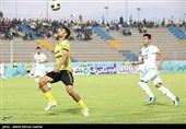 لیگ برتر فوتبال| برتری یک نیمهای پارس جنوبی مقابل استقلال خوزستان/ 2 بازیکن میزبان اخراج شدند