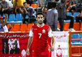 اصغریمقدم: در 11 دقیقه پایانی به بازیکنانم گفتم حق ندارید به سمت بازیکنان حریف بروید/ داوران خودشان را به فوتسال ایران نرساندهاند