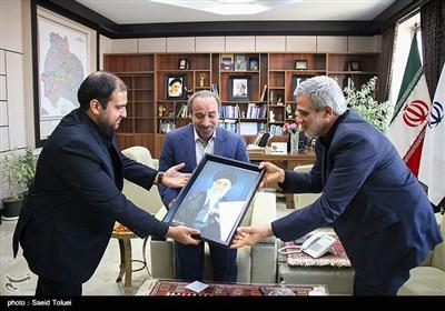 مراسم معارفه و تکریم مدیر دفتر خبرگزاری تسنیم در استان خراسان شمالی