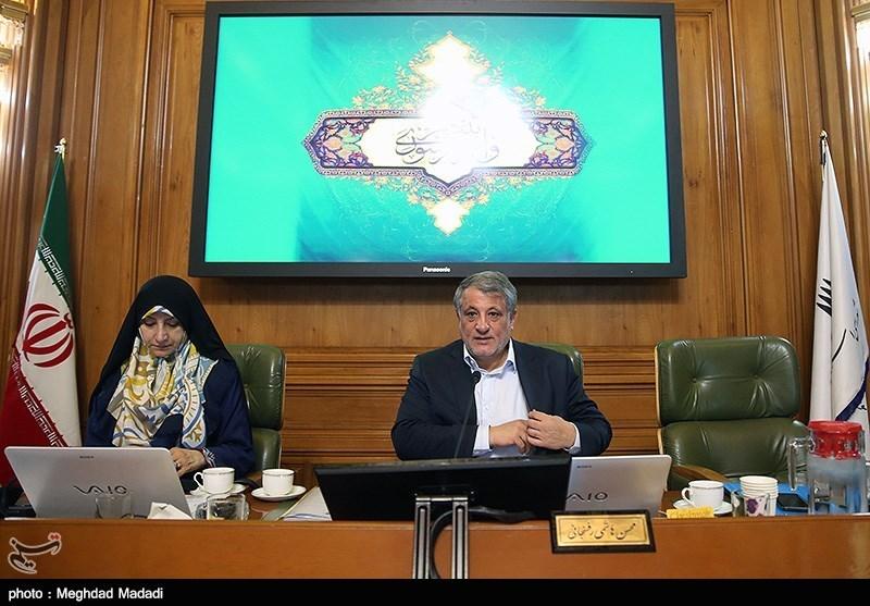 تصویب 30 ماده از برنامه سوم توسعه شهر تهران در صحن علنی شورای شهر تهران