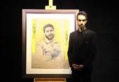 نمایشگاه پرتره سرداران شهید دفاع مقدس برپا میشود